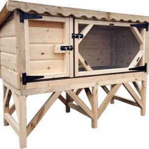 5ft Guinea Pig Hutch