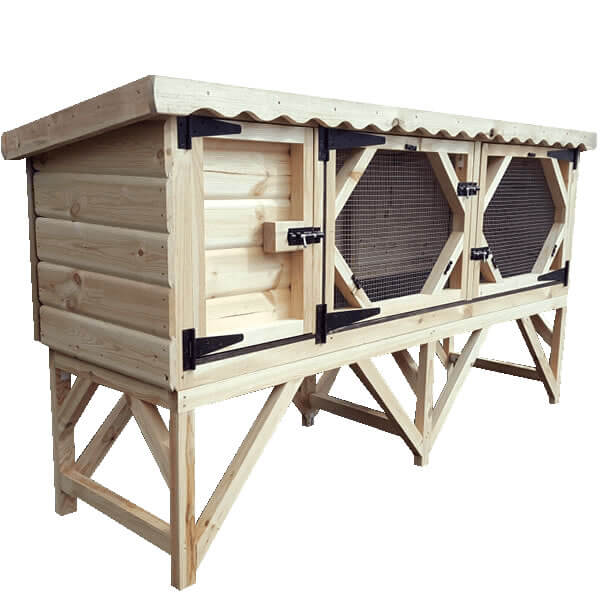 6ft Guinea Pig Hutch