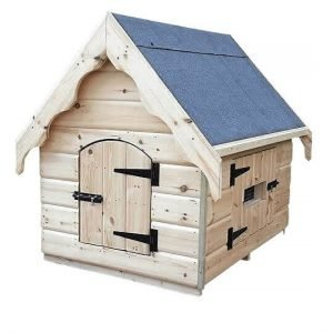 Deluxe Dog Kennel